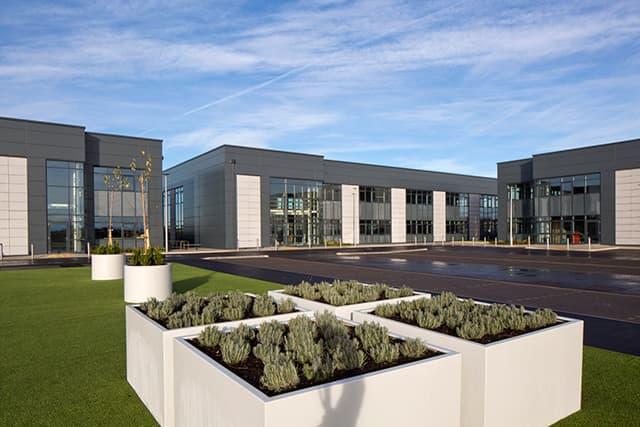 City South Business Park Aberdeen